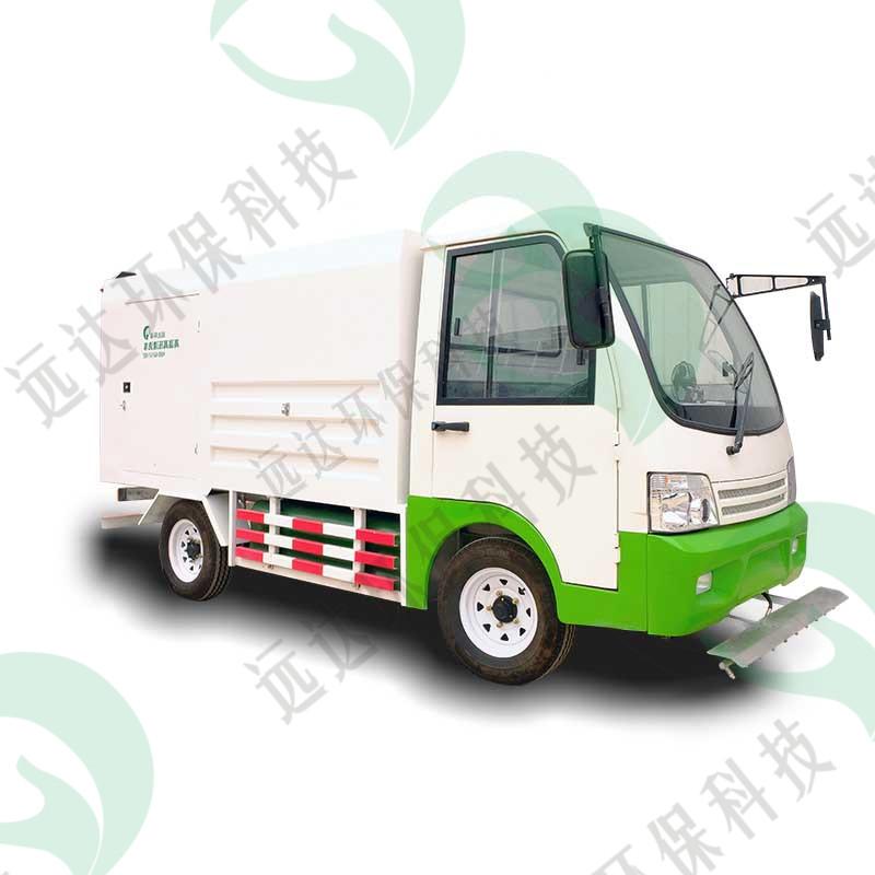 高温高压清洗车-YQ4QX2000A1