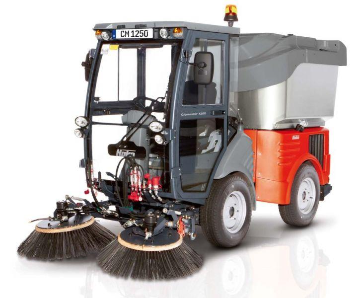 多功能电动清洁车1250