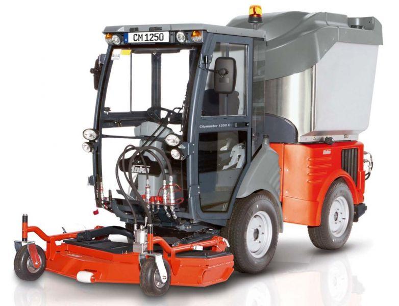 多功能电动清洁车1250C