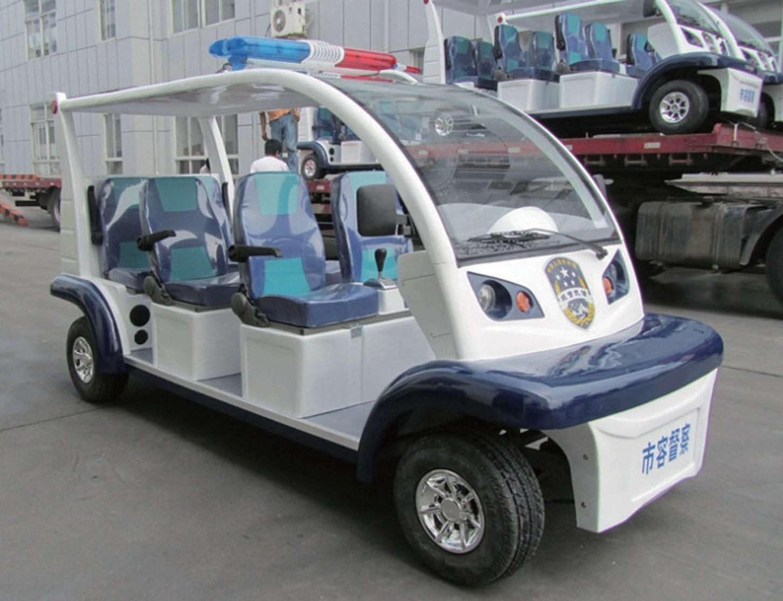 六座警务巡逻车YD4GG06A1