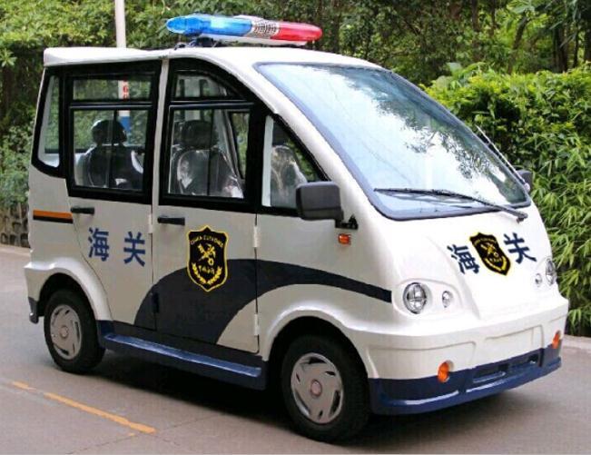 四座警务巡逻车YD4GG04G1