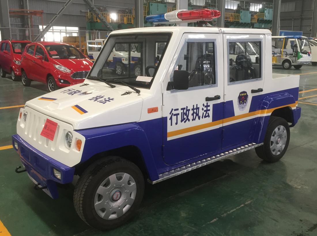 四座警务巡逻车YD4GG04D1