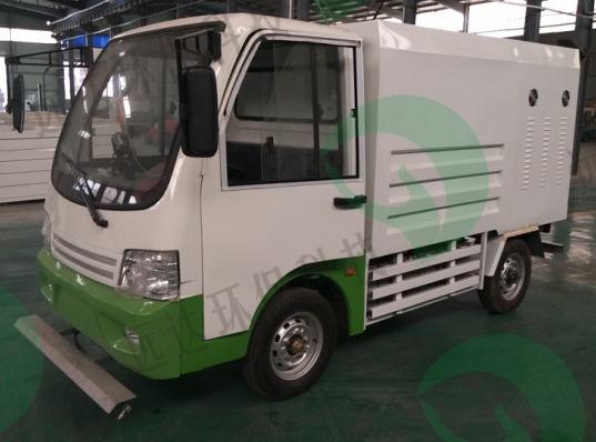 四轮高压清洗车YD4QX01000B1